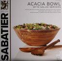 木製食器 - アカシア サラダボウル トング2本セット パーティー ボウル 木製 食器 ビュッフェ