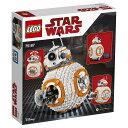 LEGO レゴ スターウォーズ BB-8 75187 10才...