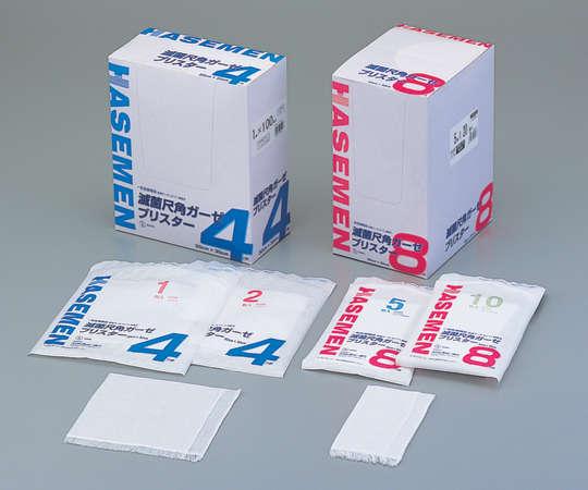 【ナビス】ガーゼ4つ折 2枚×50袋【02P06...の商品画像
