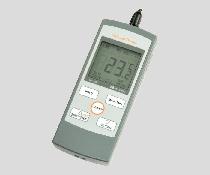 白金温度計SN-3400【02P06Aug16】