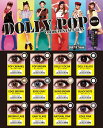 ☆Debut ☆ Dolly pop aqua free shipping! !/14.0/14.5/1 month / colored contact lens [degreeless colored contact lens] which there is no / degree in [one month] [smtb-s]