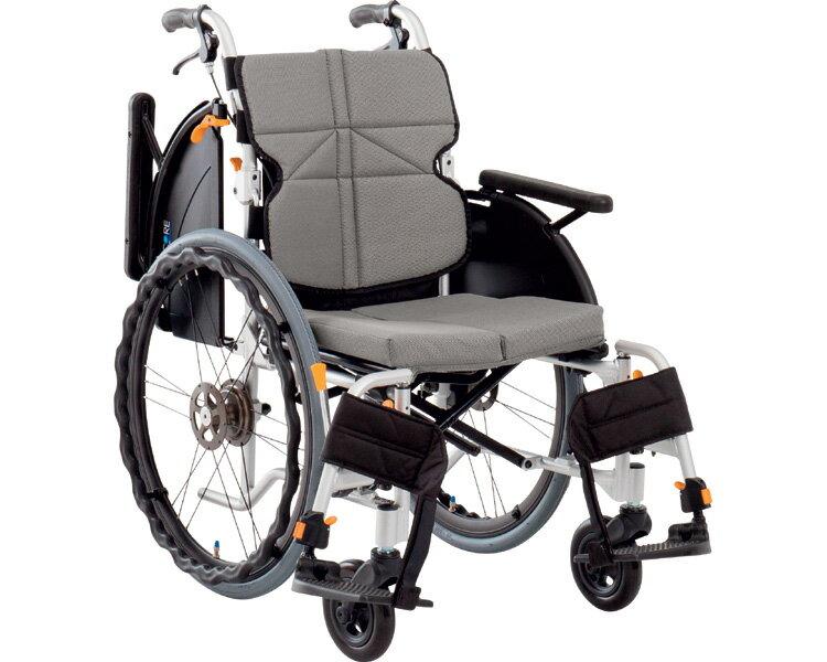 送料無料ネクストコア・マルチ自走用車いすNEXT-31BF-4松永製作所非課税W173602P06A