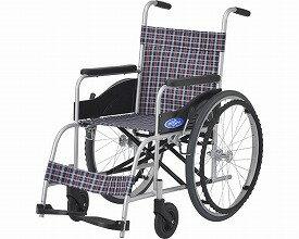 送料無料アルミ自走車いすNEOシリーズ介助ブレーキ無NEO-0日進医療器非課税W172902P06A