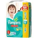 ショッピングパンパース 【プロクター・エンド・ギャンブル】 パンパースパンツUJ L58枚