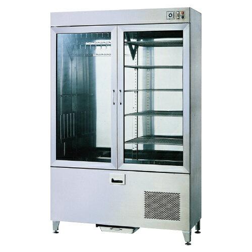 【送料無料】【無料健康相談 対象製品】低温チューブ乾燥戸棚 W1200×D450×H1820mm MY-4021【02P06Aug16】