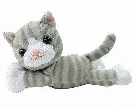 おでかけマスコット サバトラ猫 ※欠品中:5月上...の商品画像