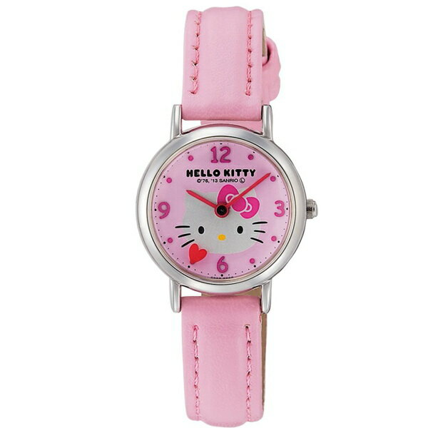 ハローキティ 時計 HELLO KITTY キッズ腕時計 ピンク HK07-130 ギフト プレゼント 誕生日
