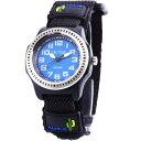 【あす楽対応_甲信越】 カクタス CACTUS kids キッズ腕時計 子供用時計 ダイバーブルー CAC45-M03 ギフト プレゼント 贈答品 記念品