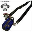 OROBIANCO オロビアンコ ショルダーバッグ ネイビー系 GRAFFIO MINI-G OR168 BLU-12 ギフト プレゼント
