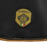 オロビアンコ手袋手ぶくろグローブNAPPA洋革メンズイタリー製ORM-1531ネイビーキャメルギフトプレゼント