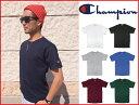 2枚までメール便対応 チャンピオン Tシャツ US CHAMPION チャンピオン 袖ロゴ 半袖Tシ