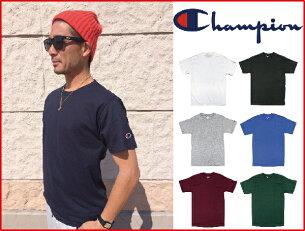 チャンピオン Tシャツ ワッペン ワンポイント