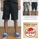RED KAP PT26 Work Shorts レッドキャップ ワークショーツ レングス10 ハーフパンツ メンズ レディース redkap レッドカップ