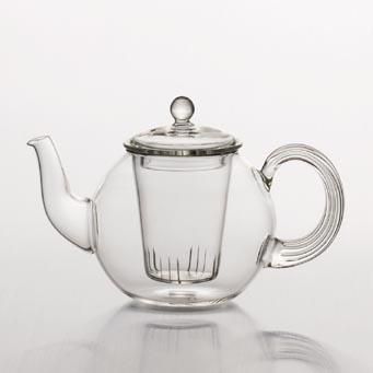 耐熱ポットM紅茶/ハーブティー/ティーポット/teapot/耐熱/ガラス食器/石塚硝子/アデリア