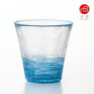 12色のグラス露草