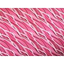ハワイアンファブリック綿ポリ /斜め柄/グラデーション/ピンク 品番HFR841