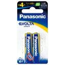 【5個セット】 パナソニック  エボルタ アルカリ乾電池 単4形 2本パック×5個セット 【正規品】