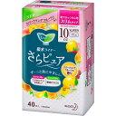 ロリエ さらピュア スリムタイプ 安心微量用 スパークリングフルーツの香り 40枚入 【正規品】