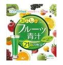 ショッピング青汁 【5個セット】ユーワ おいしいフルーツ青汁 (3g×20包)×5個セット 【正規品】 ※軽減税率対応品