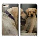 iPhone 5c iphone5c ケース 手帳型 ベルトなし ペット 犬 わんちゃん いぬ スマホ カバー アニマル02 eb24002_01