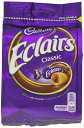 キャドバリー Cadbury クラッシックエクレア Eclairs Classic 180g 【英国直送品】