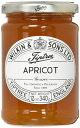 Tiptree Apricot Jamチップトリー アプリコットジャム 340g