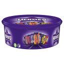 CadburyHeroesTub600Gキャドバリーヒーローチョコレート詰め合わせクリスマスギフトイギリス【英国直送】