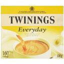 ショッピング紅茶 Twinings The Everyday Tea 160 Bag (order 3 for trade outer) / トワイニング日常茶ザ? 160袋(商品アウター用のオーダ3 )