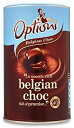 Options Belgian Chocolate Instant Hot Chocolate Drink (825g) ココア ベルギーチョコ ホットチョコレート