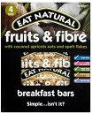 ショッピングフルーツ Eat Natural Fruit & Fibre Coconut Breakfast Bar 4 x 40g 天然フルーツ&繊維ココナッツ 朝食バー [並行輸入品]
