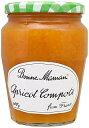 ショッピングママン ボンママン アプリコット コンポート Bonne Maman Apricot Compote 600g [並行輸入品]