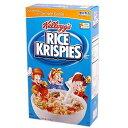 Kellogg's Rice Krispies Cereal ケロッグ ライスクリスピー シリアル 510g [並行輸入品]