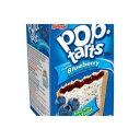 ショッピングトースター ケロッグのポップタルトつや消しブルーベリートースターペストリー 8 ct 14.7 オンス Kellogg's Pop-Tarts Frosted Blueberry Toaster Pastries 8 ct 14.7 oz