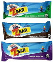 クリフキッドオーガニック Z バーバラエティパック1.27 オンス (36-カウント) Clif Kid Organic Z Bar Variety Pack 1.27oz (36-count)