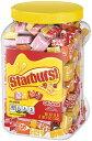 Starburst Original Fruit Chews Candy Jar (54 oz.) スターバスト ソフトキャンディー 1.53kg (プラスチック容器または袋)