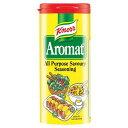 Knorr Aromat All Purpose Savoury Seasoning (90g) クノール シーズニング うま味調味料 アロマット オールパーパス 料理味付け (90g) 【英国直送品】