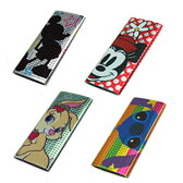 ※外箱傷有りディズニー Disney 第4世代 iPod nano 用 ディズニーキャラクター プロテクションシール ミッキーマウス ミニーマウス スティッチ ミスバニー デコシール キャラクター キラキラ かわいい 立体 メール便