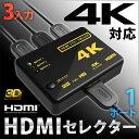HDMI セレクター 4K 3D 対応 ...