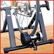 【送料無料】 負荷調整付 5段階調整 サイクルトレーナー 折り畳み式 自転車 ローラー台 自転車トレーナー トレーニング フィットネスフレーム エアロバイク フィットネスバイク ロードバイク ロードレーサー ダイエット
