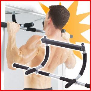 アイアンジムIRONGYM懸垂器具筋トレマシン腹筋背筋腕立て伏せけんすいマシーンダイエットトレーニング器具★★