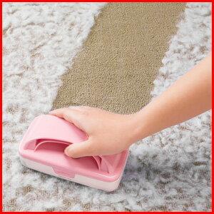 日本シールぱくぱくくん[N85]掃除掃除道具ハンディクリーナーエチケットブラシ電気不要埃ほこり抜け毛髪の毛ペット毛カーペットクリーナー