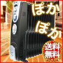 送料無料 オイルヒーター 12畳 タイマー付 13枚フィン [ VS-3413 BK ] ブラック 高性能 3段階 電力切替 電気 ヒーター 自動停止機能 暖房...