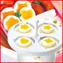 卵の黄身の形を変える事ができる!お子様のお弁当にはコレ
