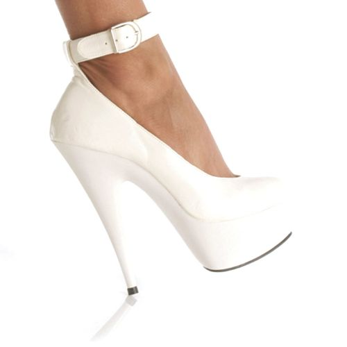 6 inches of high-heeled shoes / pin heel Lady's pumps / import shoes