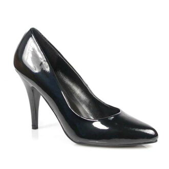 4 inches of high-heeled shoes / pin heel Lady's pumps / import shoes