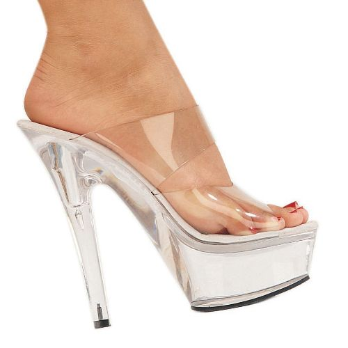 6 inches of [#SH-KISP-202] high-heeled shoes / pin heel Lady's sandals / import shoes [there is big size]