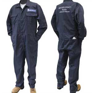 Michelin(ミシュラン)ジャンプスーツ(長袖つなぎ)