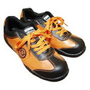 76Lubricants, safety sneakers (safety boots), orange