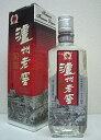 瀘州老窖 (ろしゅうろうこう) 頭曲 白酒 角型タイプ 53度 500ml 、中国白酒♪