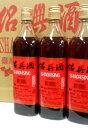 横浜中華街 TTL 台湾紹興酒(熟成5年)14.5度、600mlX6本瓶(セット売り)、台湾の純粋天然醸造酒♪
